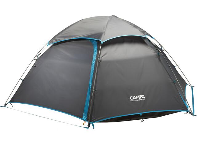 CAMPZ Escaro 2P Tenda, grey/blue